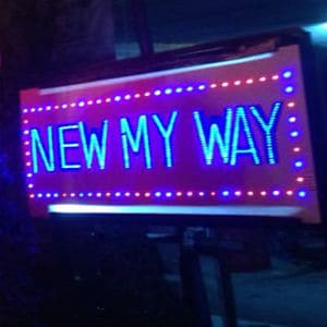 New My Way