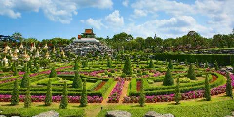 Nong Nooch Garden / Dinosaur Valley