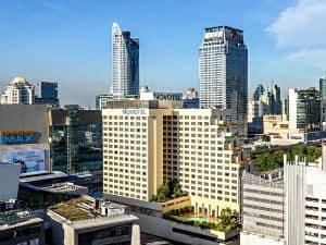 Novotel Bangkok på Siam Square