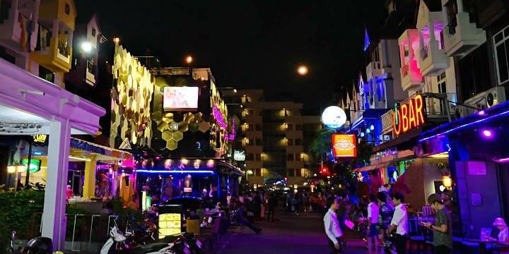 Phuket homoseksuelle barer og klubber