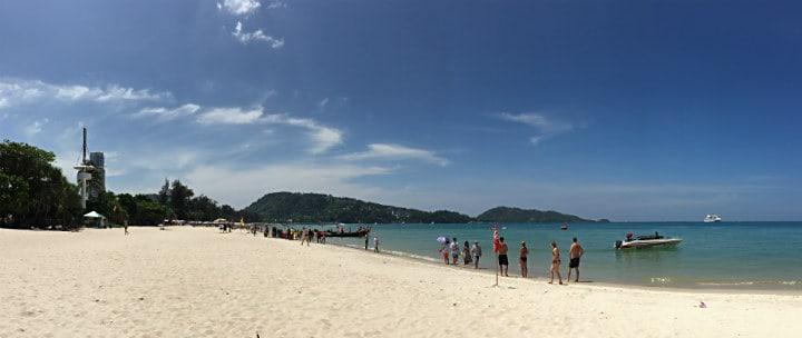 Gay Phuket · Strande