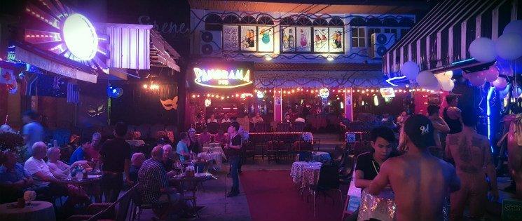 Bar gay di Pattaya