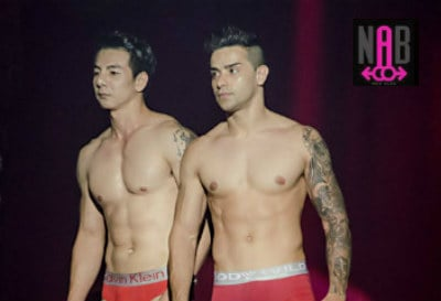 Clubs de danse gay de Pattaya