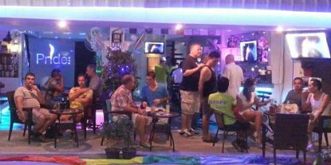 TravelGay anbefaling Pride Bar Samui