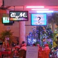 Question Mark / QM Bar