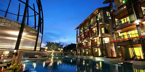 image of Red Ginger Chic Resort