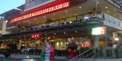 مطعم روما دا ماورو