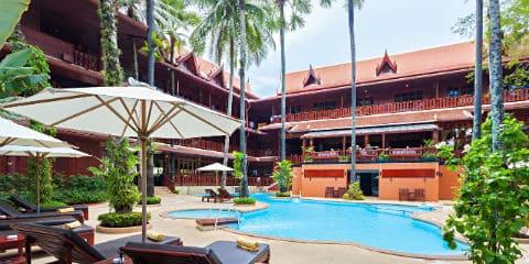 Royal Phawadee Village Patong Beach