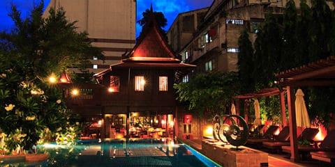 Ruen Urai @ Rose Hotel