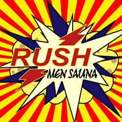 RUSH Men Sauna – CLOSED