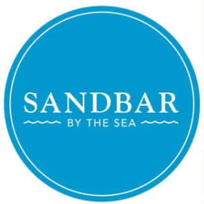 Sandbar By The Sea