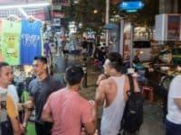 Marché nocturne de Patpong / Silom