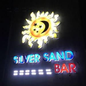 Lingotto di sabbia d'argento