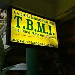 Thai Blind Massage Institute