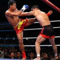 Ταϊλανδέζικο Kickboxing