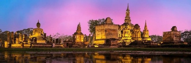 泰国集团旅行