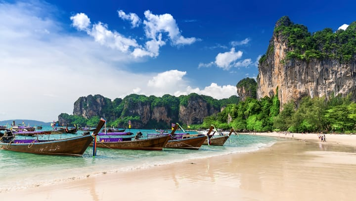 تايلاند كرابي