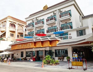 The AGATE Pattaya Boutique Resort