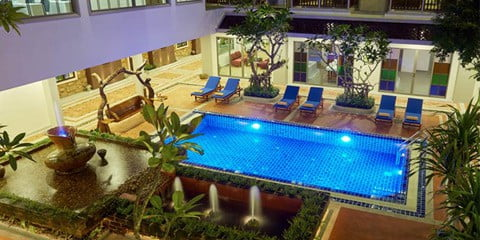 AGATE Pattaya Boutique Resort
