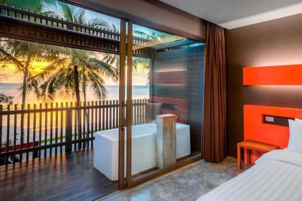 Koh Phangan · Hotels