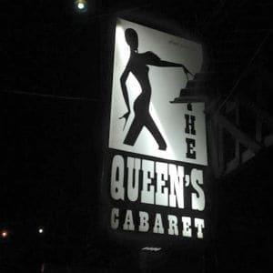 Le cabaret de la reine