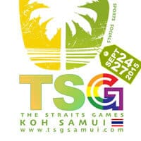 The Straits Games 2015