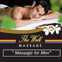 The Wall Massage