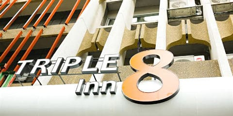 Triple 8 Inn