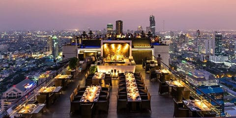 Vertigo & Moon Bar @ Banyan Tree