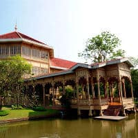 Vimanmek Mansion / Dusit Palace