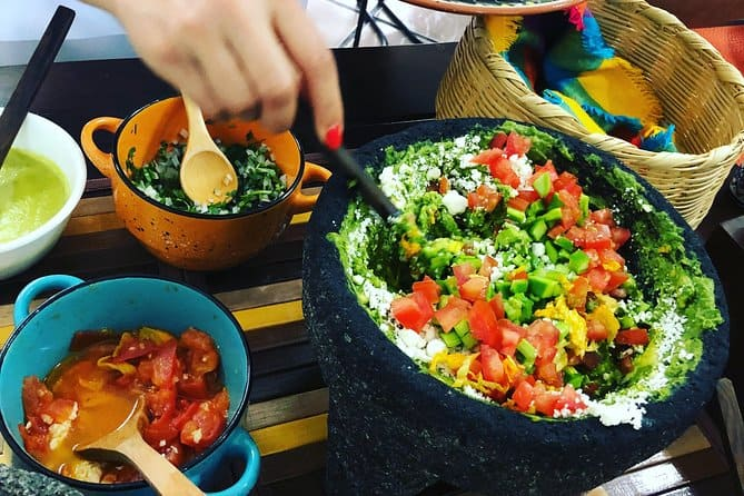 Cours de cuisine à Puerto Vallarta