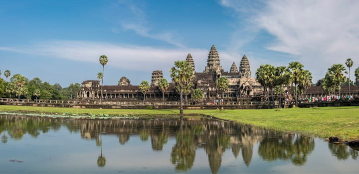 Guida ad Angkor Wat