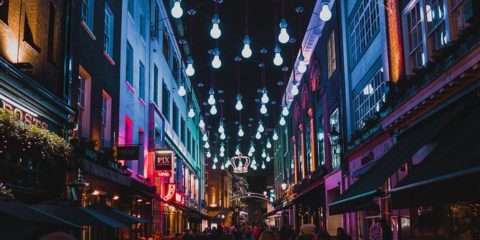 Discover LGBTQ+ London After Dark