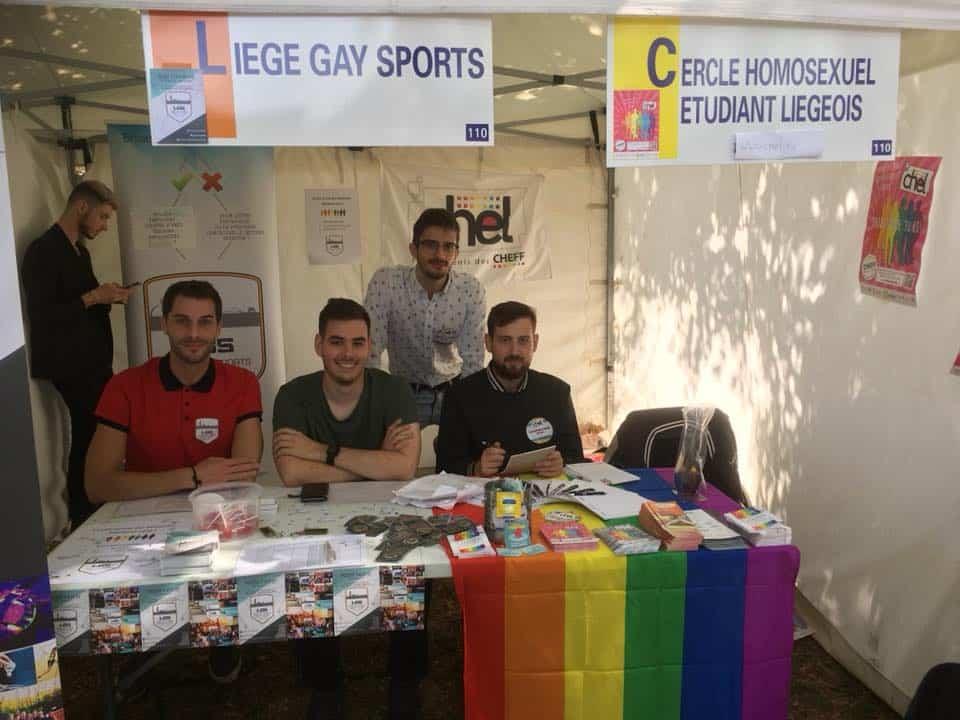 Gay Liege · Serviços