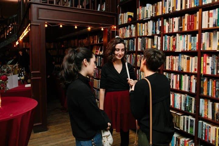 Στέγαση Βιβλιοπωλείο Cafe & Bar