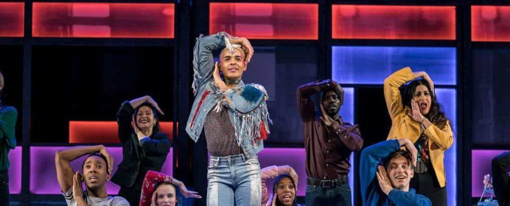 مسرح لندن مثلي الجنس