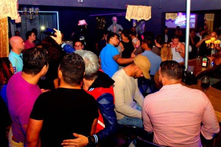 Distrikt 7 - Hjertet af Aruba Gay Scene