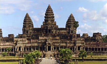 Esplorando Angkor Wat