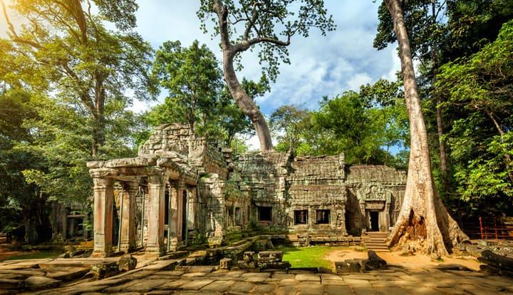 templi di angkor wat