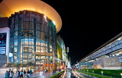 Shop 'Til You Drop In Bangkok