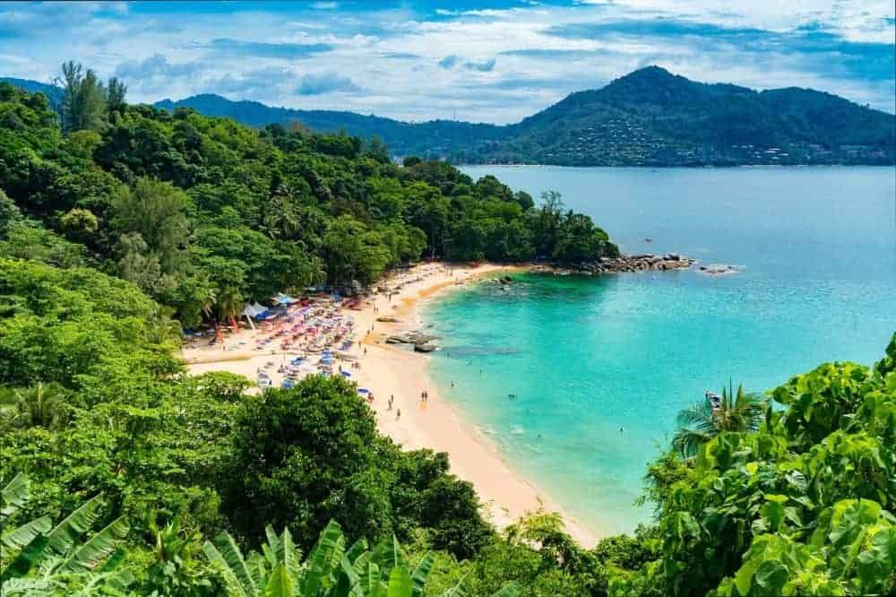 أفضل شواطئ ما بعد الحفلات في تايلاند