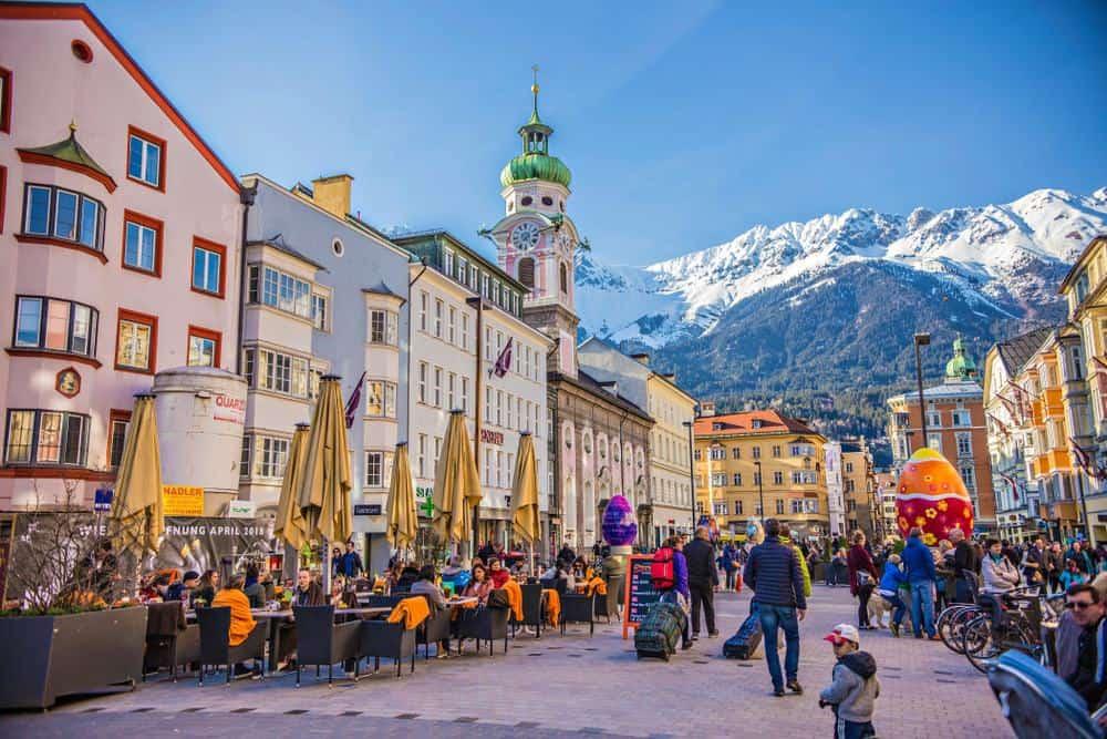 Bares e clubes gays de Innsbruck