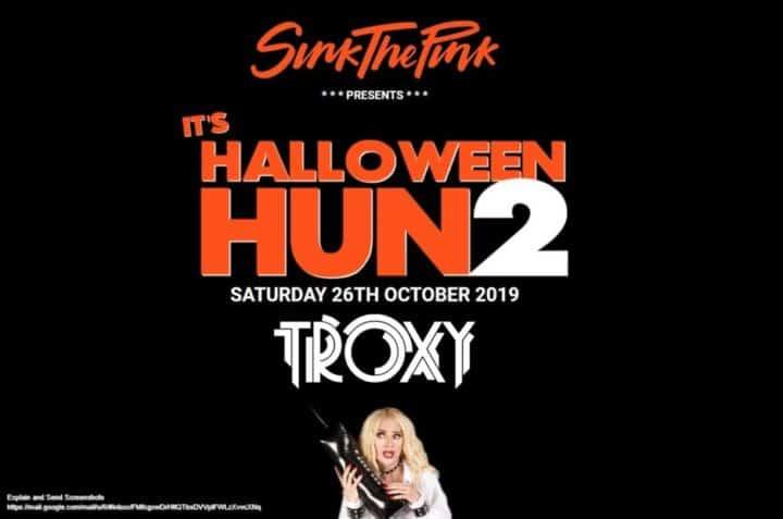 Sink The Pink: It's Halloween Hun 2