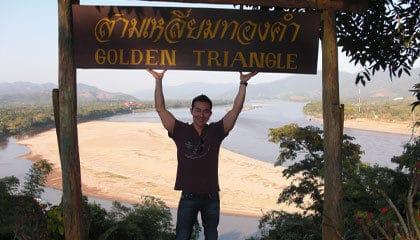 To uker i homofil Thailand