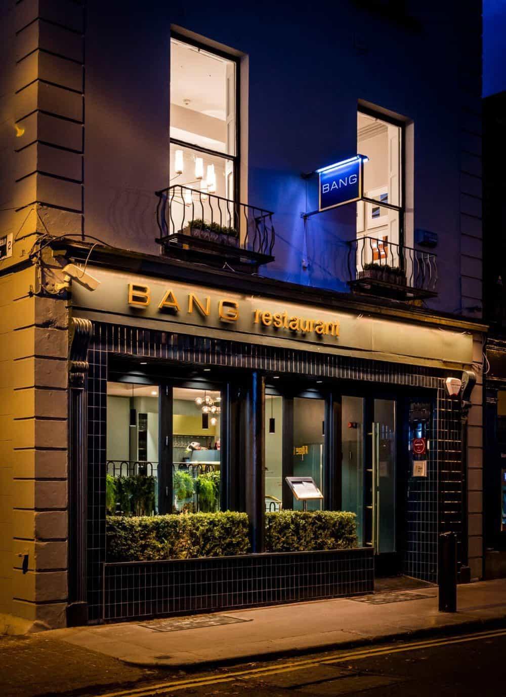 Dublin gay · Restaurants