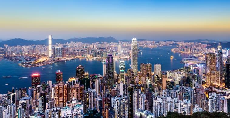 Hong Kong byudsigt