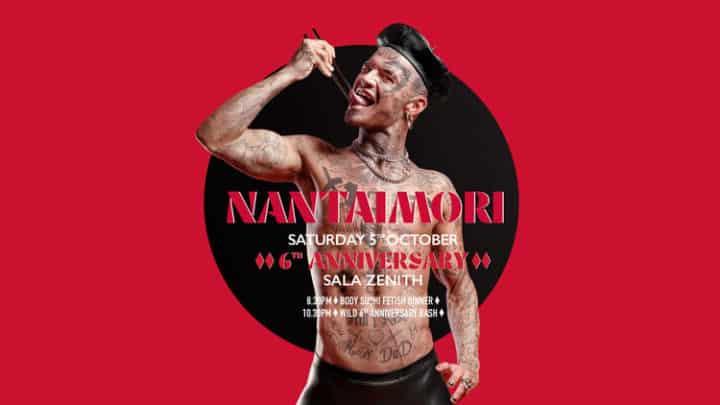 MyPleasure Anniversary + Nantaimori Dinner