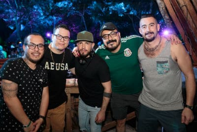 Bar e club gay di Playa del Carmen