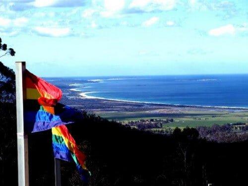 Rainbow Retreat – A Tasmanian Sanctuary