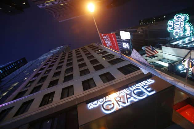 Chambre Mate Grace Boutique Hotel